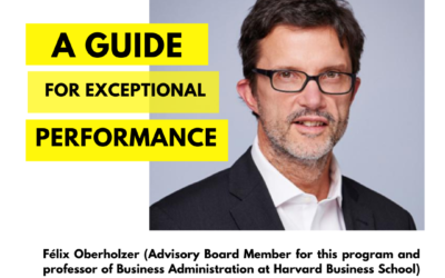 A Guide for Exceptional Performance – New Video