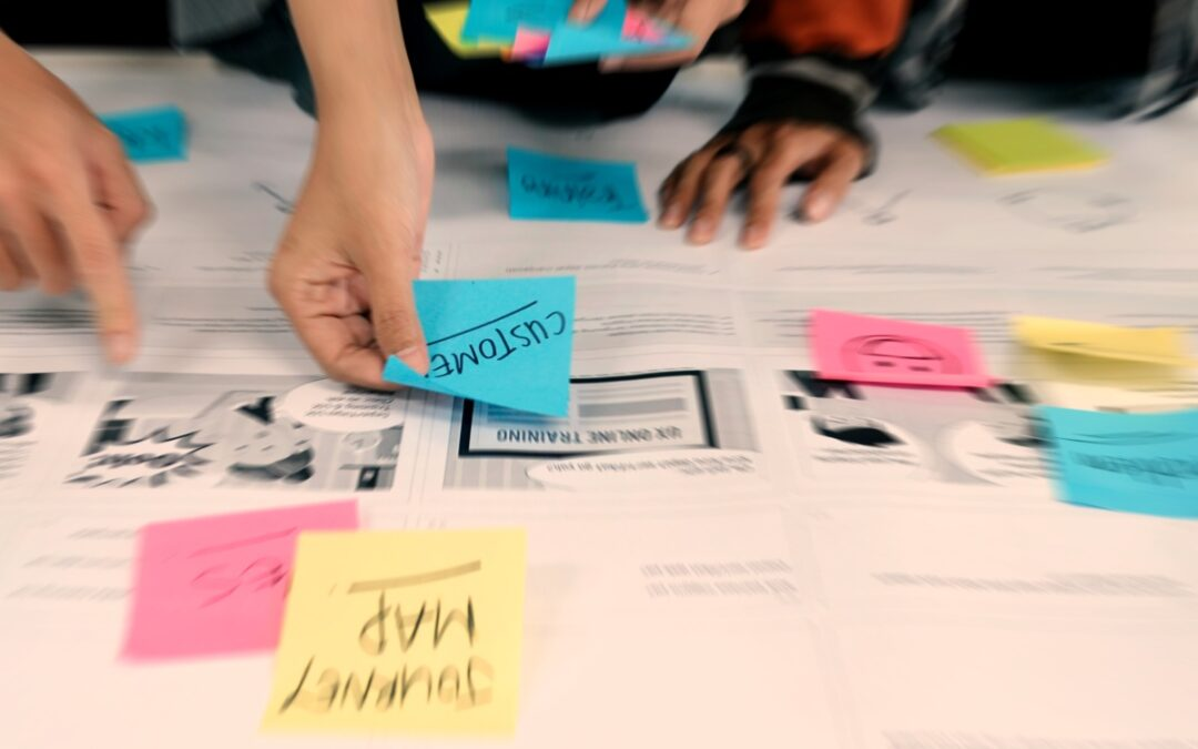 Becoming a Customer-Centered Company